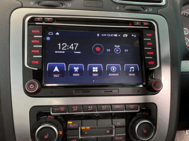 Car GPS, Volkswagen(VW) GPS, VW Android system with built in